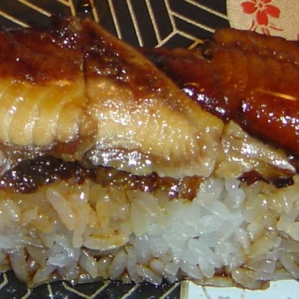 Yummy Yummy Roll @ Sushi Zushi