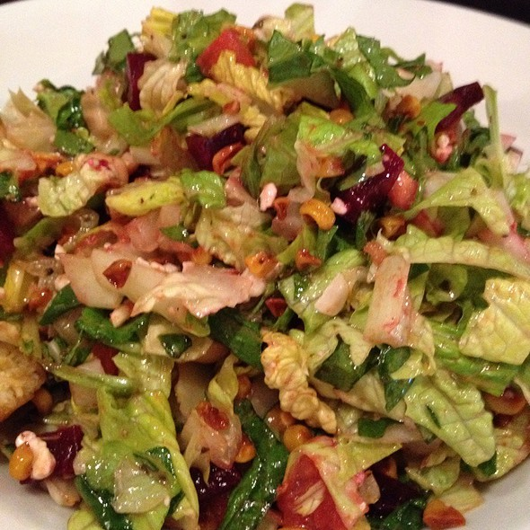 Chopped Salad @ Townhouse Kitchen & Bar