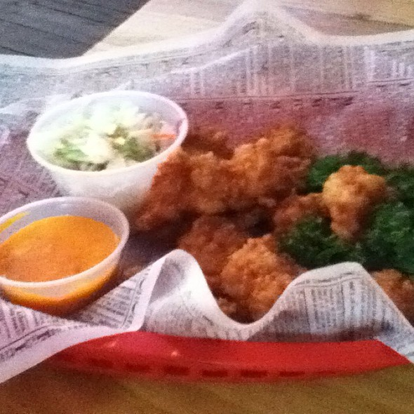 Gator Tail @ Hidden Treasure