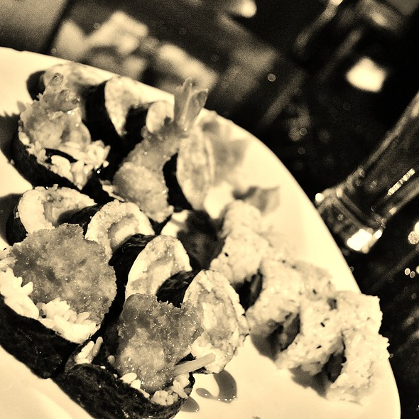 Tempura @ Ginza Japanese Steak House