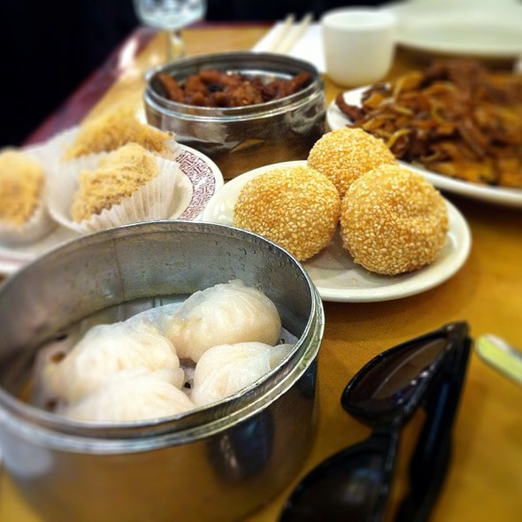 Dim Sum @ China Garden Restaurant