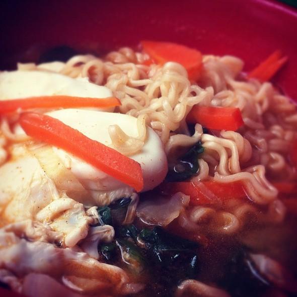 Maggi Soup @ Gerai Makan Sri Hartamas