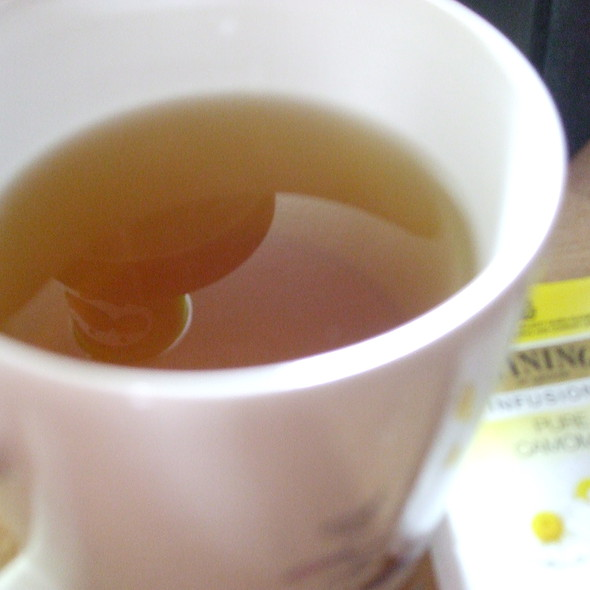 Camomile Tea @ Baratie