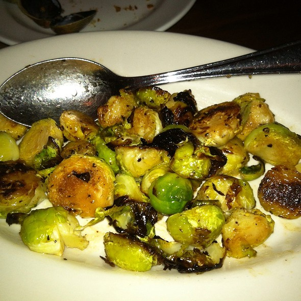 Brussel Sprouts Side @ Maialino At Gramercy Park