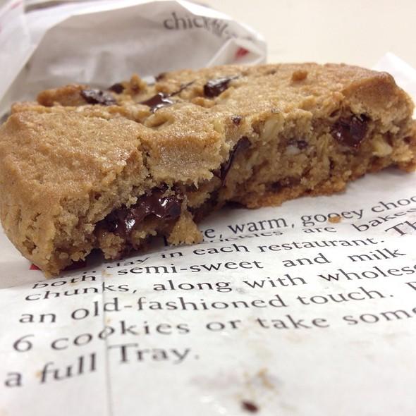 Chocolate Chunk Cookie @ Chick-fil-A