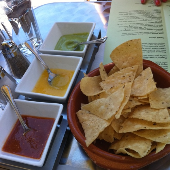 Chips and Salsa @ Papito