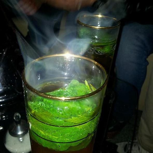 Maroccan Mint Tea @ Etey Shisha Lounge