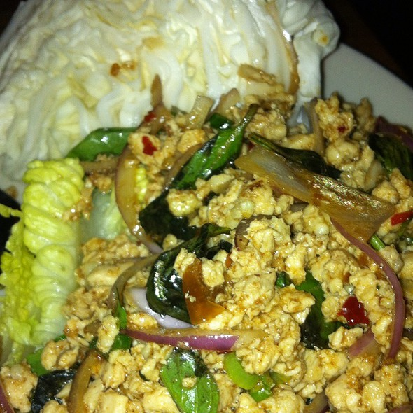 Chicken Larb (Laab)