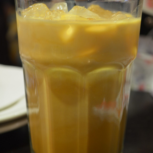 Thai Milk Tea @ Home Thai Restaurant