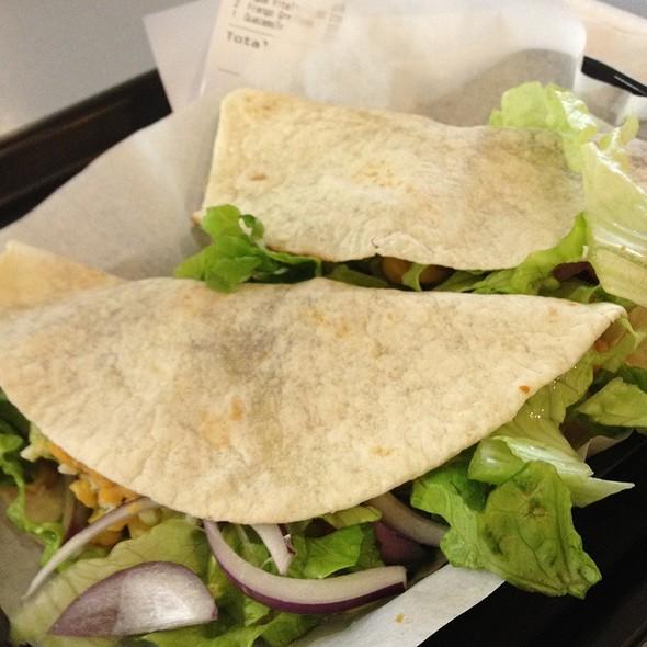 Chicken Tacos @ Guacamole Gourmet Mexican Grill