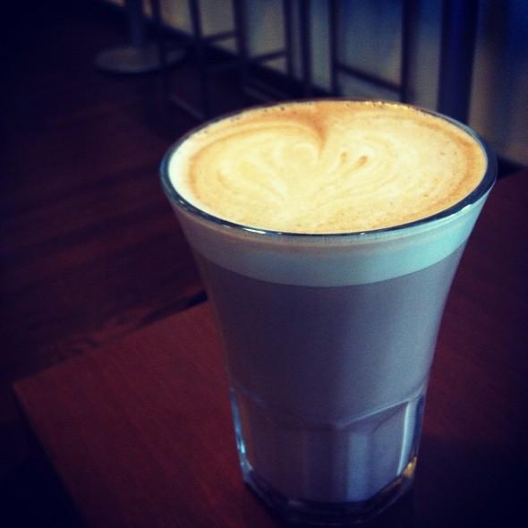 Mocha Latte @ Dimbulah Coffee (The Quayside)