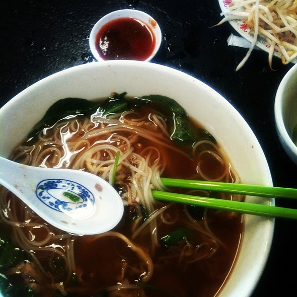 Combination Pho @ Pho Hanh Restaurant
