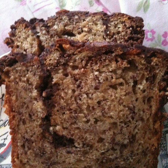 Chocolate Banana Bread @ Summerhill Market