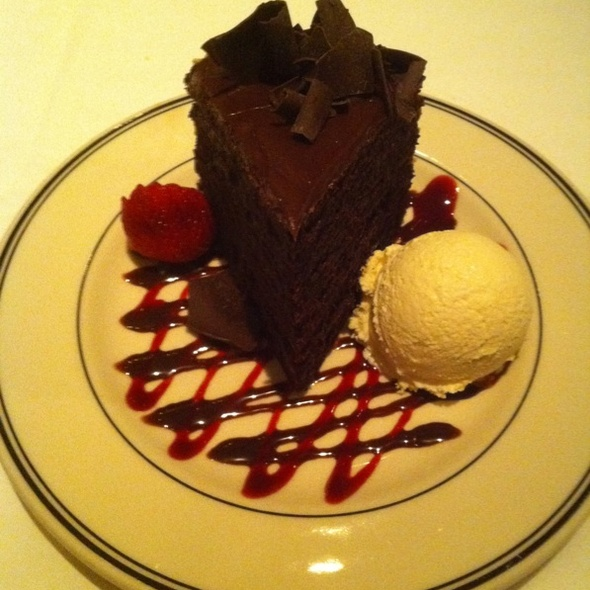 Chocolate Ganache Cake - III Forks - Austin, Austin, TX
