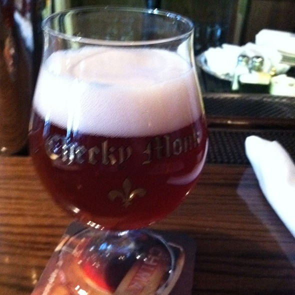 Mate Veza Morpho @ Cheeky Monk Belgian Beer Cafe