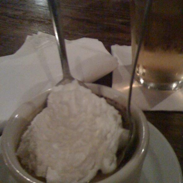 Chocolate Creme Brulee @ Brazenhead