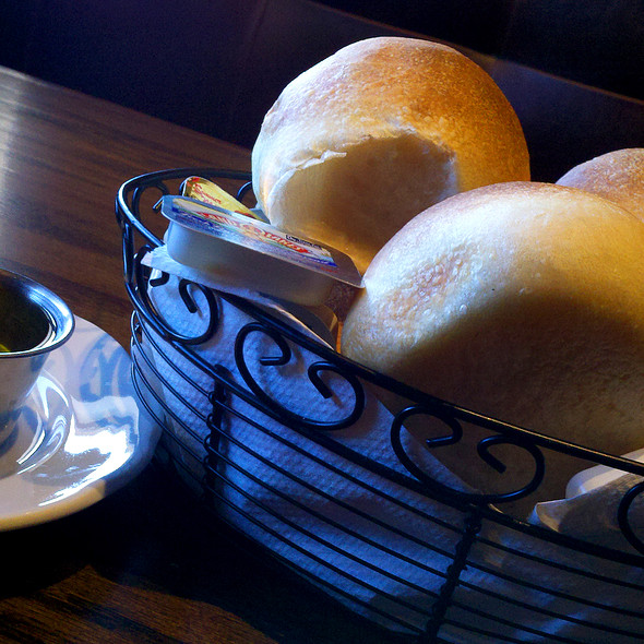 House Bread @ ZORBA'S RESTAURANT