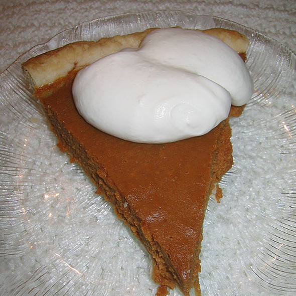 Pumpkin Pie @ 260 King St