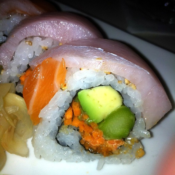 Doppio Toro Roll - Natsumi Restaurant, New York, NY