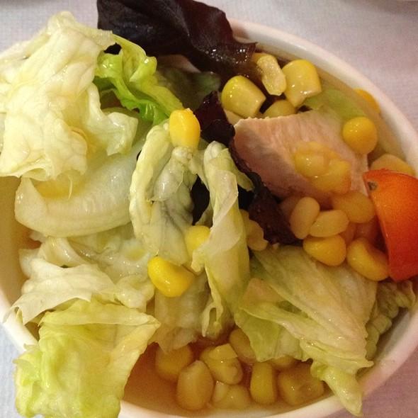 Appetizer Salad @ So Yong Dong Tofu House