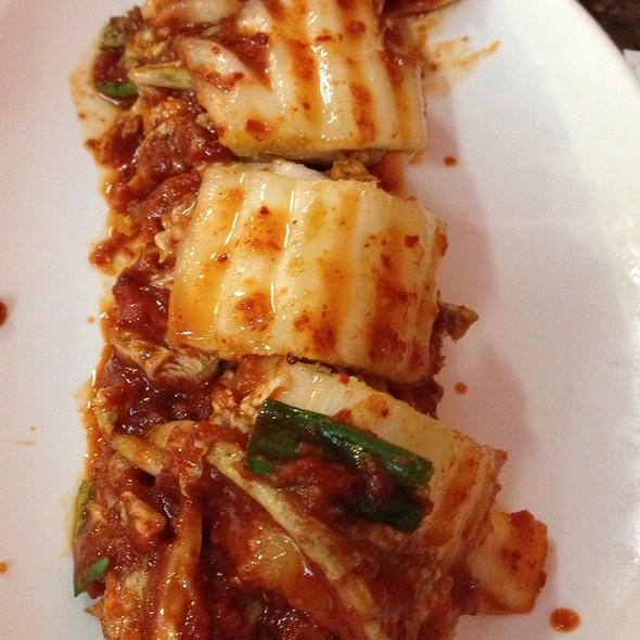 Kim chee @ So Yong Dong Tofu House