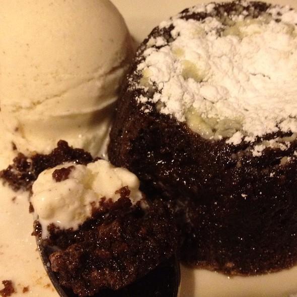 Lava Chocolate Cake @ Umami Cafe