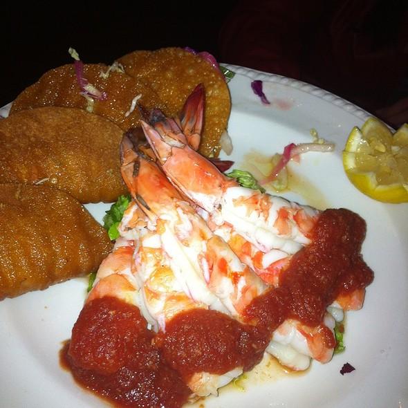 Prawn Mee @ Chamberlain's Fish Market Grill