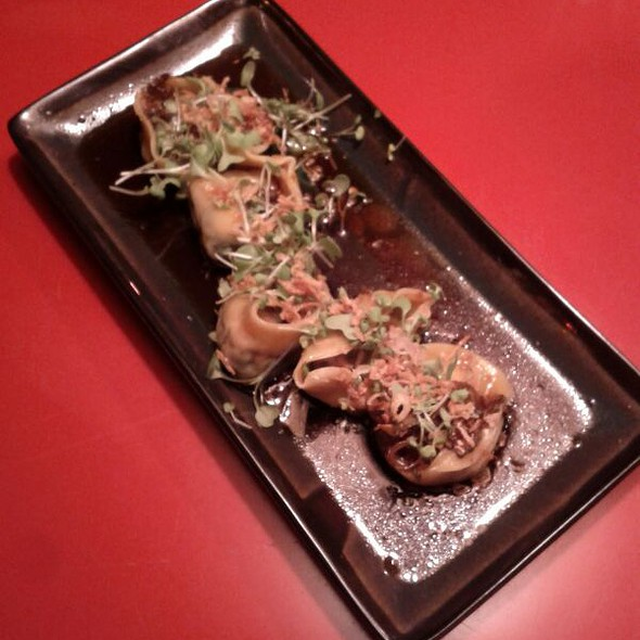 Buddha Delight Dumplings @ Betelnut Pejiu Wu