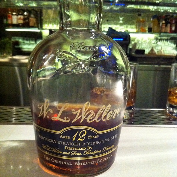 W.L.Weller 12 Year @ Twenty Five Lusk