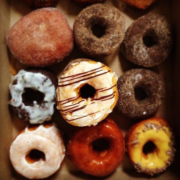 Donuts @ Dynamo Donut & Coffee