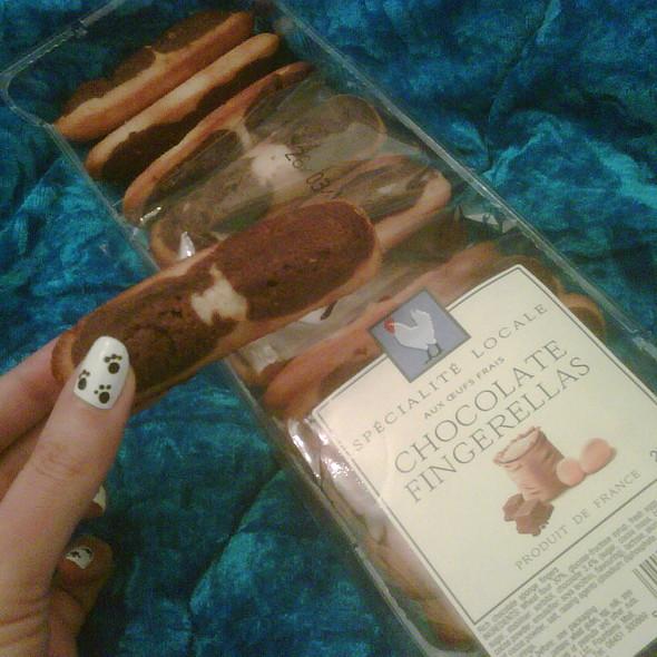 Chocolate Finger Cake @ Abela