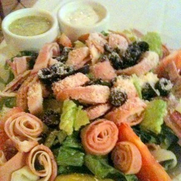 Antipasto Salad @ Florencias Pizza