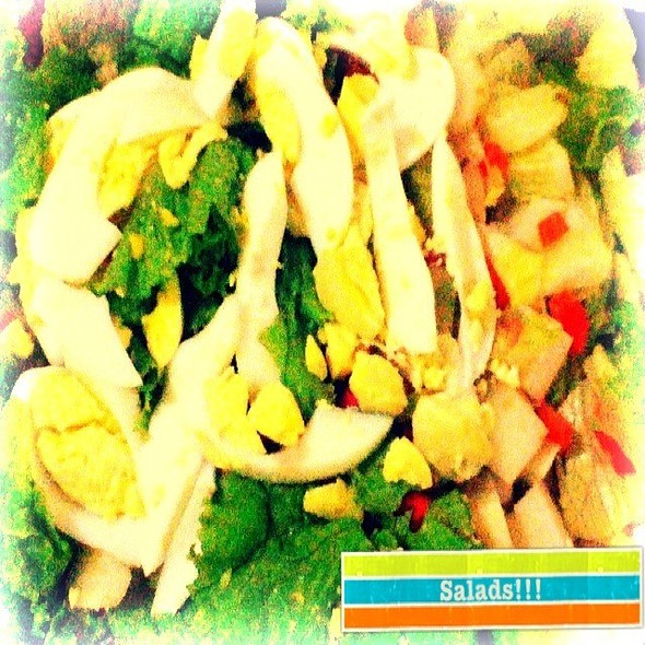 Veggie Salad @ Home