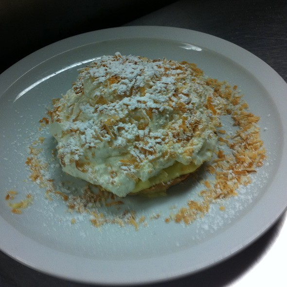 Coconut Pie - Viande Rouge, Duluth, GA