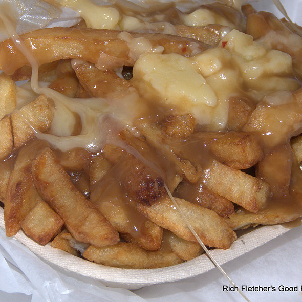 Poutine @ P B's Fish & Chips