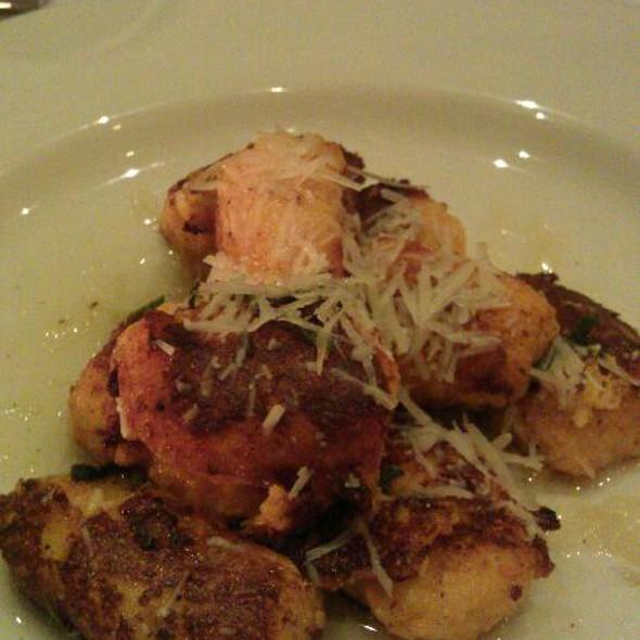 Sweet Potato Gnocchi @ Bistro de la Gare