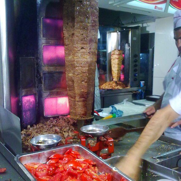 Et Döner (Doner Kebab) @ Hosta Piknik