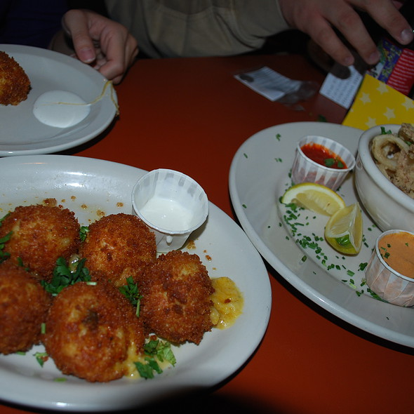 Fried Macaroni & Cheese @ Fred 62