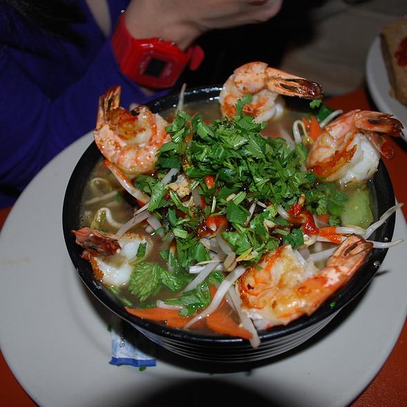 Bang Bang Shrimp @ Fred 62