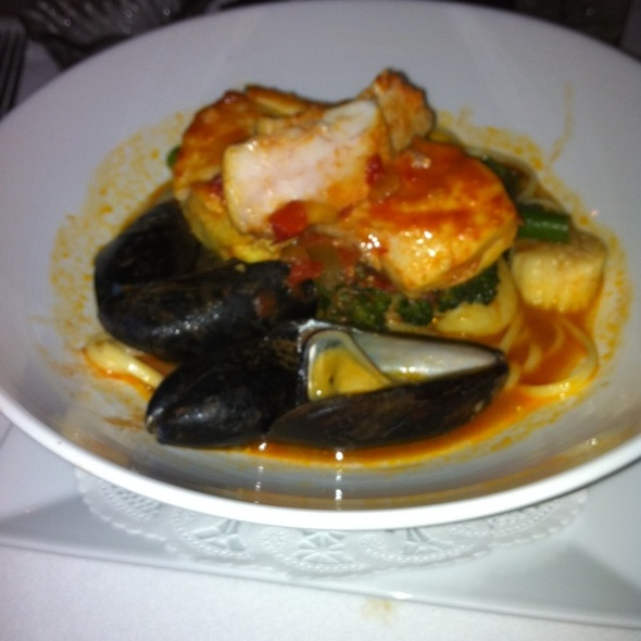 Seafood Special @ Helens
