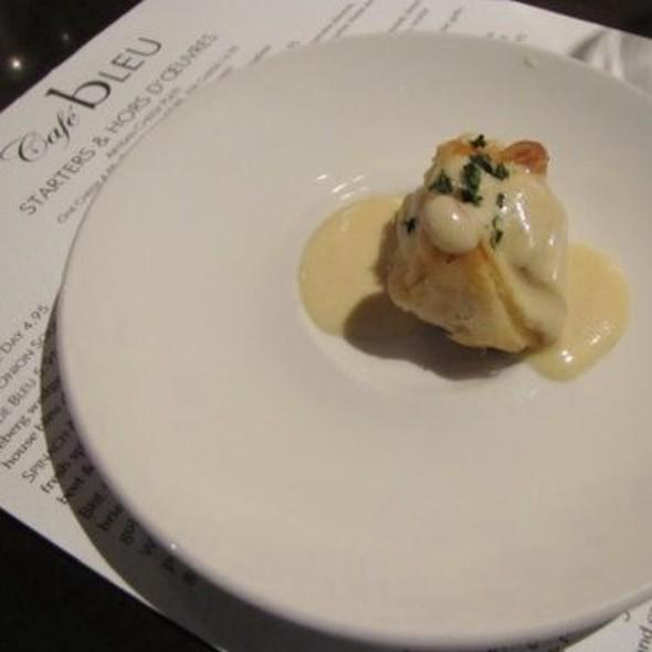Chef's Canapes - Café Bleu, San Diego, CA