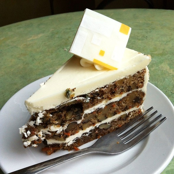 Carrot Cake @ Provence Breads