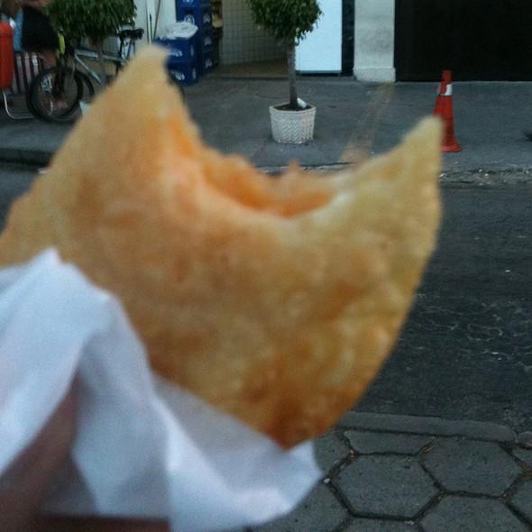 Pastel De Camarao @ Bar e Restaurante URCA