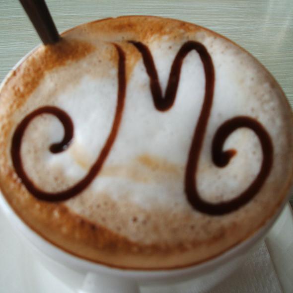 Mocha @ Beachcomber Cafe