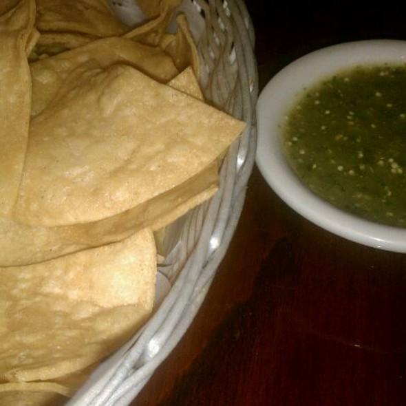 Chips and Salsa @ Las Cazuelas