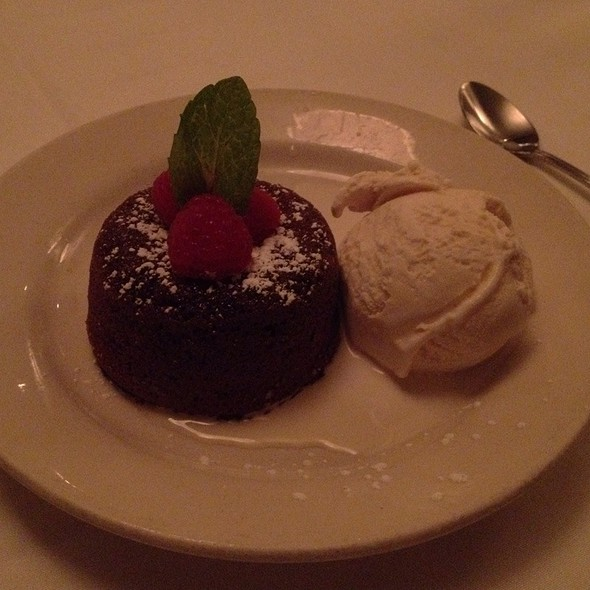 Chocolate Cake @ Morton's Steakhouse