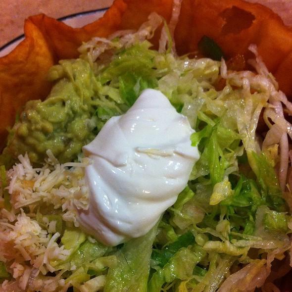 Taco Salad With Shrimp