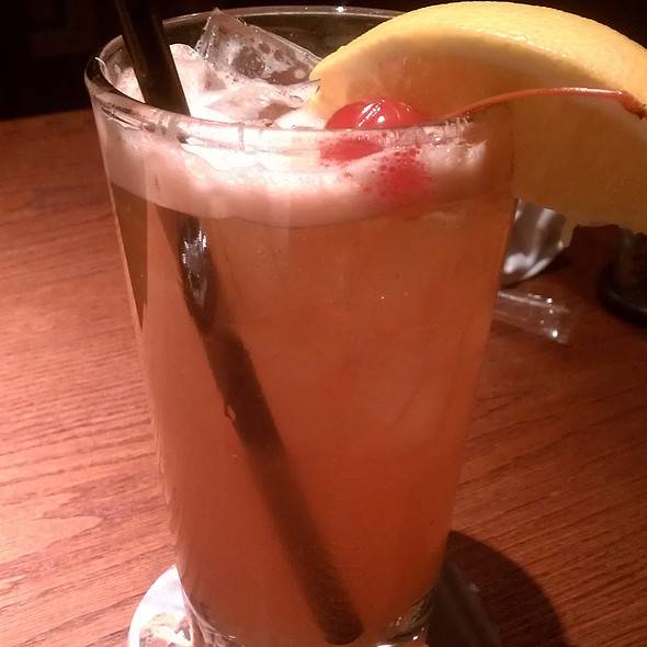 Malibu Hurricane @ Red Lobster