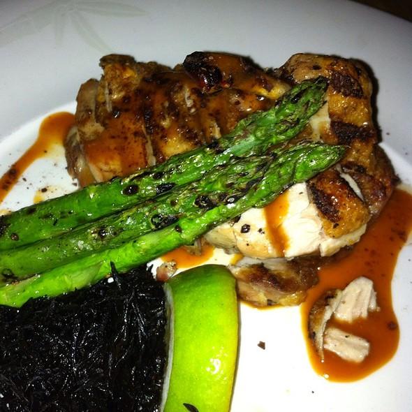 Chicken Chipotle Miso @ Nobu San Diego