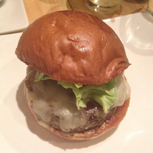 California Burger - Umami, San Francisco, CA